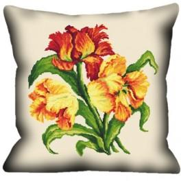 Pillow – Spring comes - Cross Stitch pattern