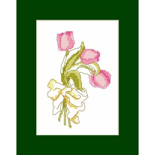 GU 8308 - Cross Stitch pattern