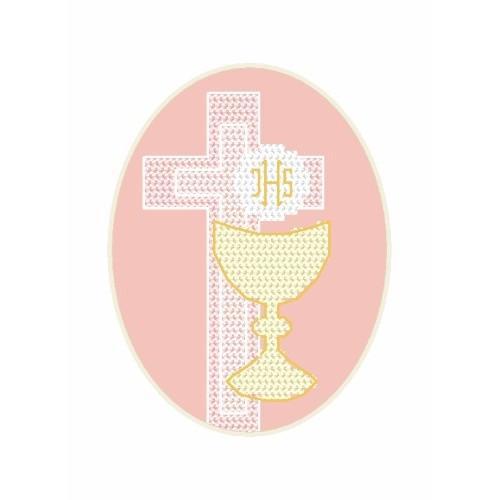 GU 8629-01 Card - Host - Cross Stitch pattern