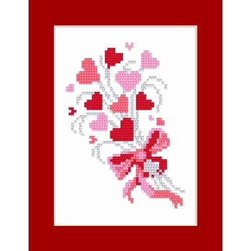 GU 8669 - Cross Stitch pattern