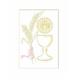 GU 8686-01 - Cross Stitch pattern