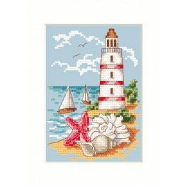 W 4998 Online pattern - Lighthouse