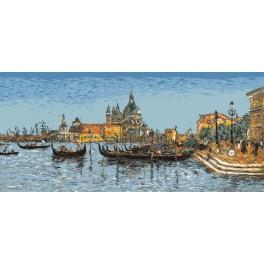 Online pattern - Venice - E. Boudin