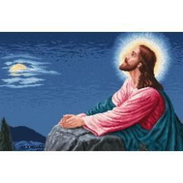 Online pattern - The prayer of Jesus
