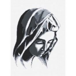 Online pattern - Pieta by Michelangelo