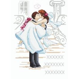 Online pattern - Wedding memory