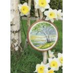 Online pattern - Four seasons - spring