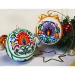 Pattern online - Christmas ball - ethnic