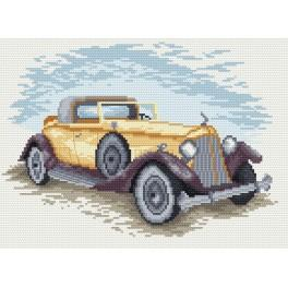 W 891 Online pattern - Packard 1105