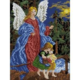 3029 Guardian Angel - Tapestry canvas