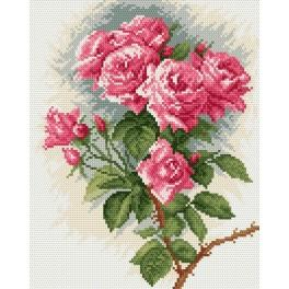 Roses - Tapestry canvas