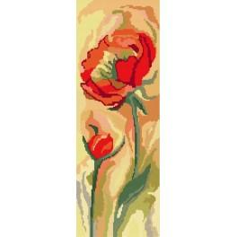 4066 Peonies - Tapestry canvas