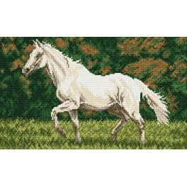 In trot - Tapestry canvas
