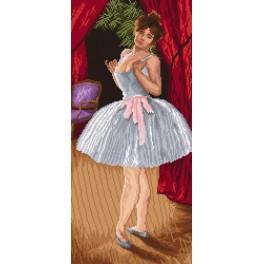 4082 Dancer - Tapestry canvas