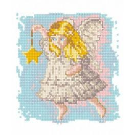Angel 2 - Tapestry canvas