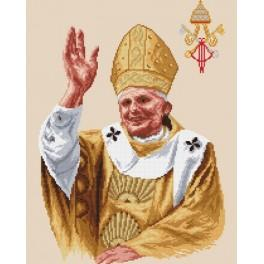 Pope Benedict XVI - Tapestry canvas
