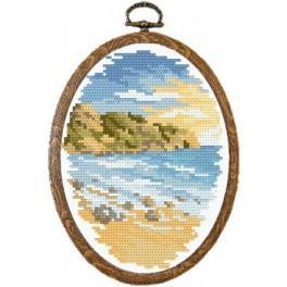 4674 Hot Sicilia - Tapestry canvas