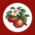 Juicy apples - B. Sikora-Malyjurek - Tapestry canvas
