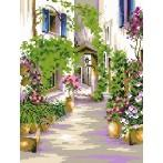 Street - Tapestry canvas