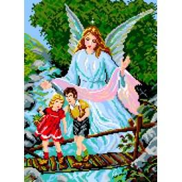 5082 Guardian Angel - Tapestry canvas