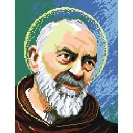 Padre Pio - Tapestry canvas