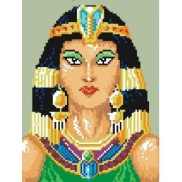 Cleopatra - Tapestry canvas