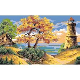 Seascape - Tapestry canvas