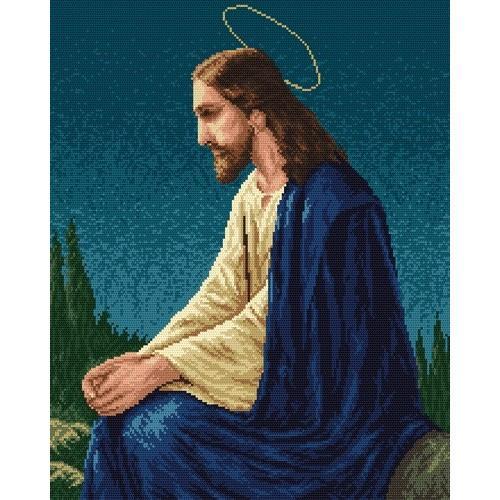 Jesus - Tapestry canvas
