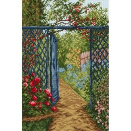774 In gate - Tapestry canvas