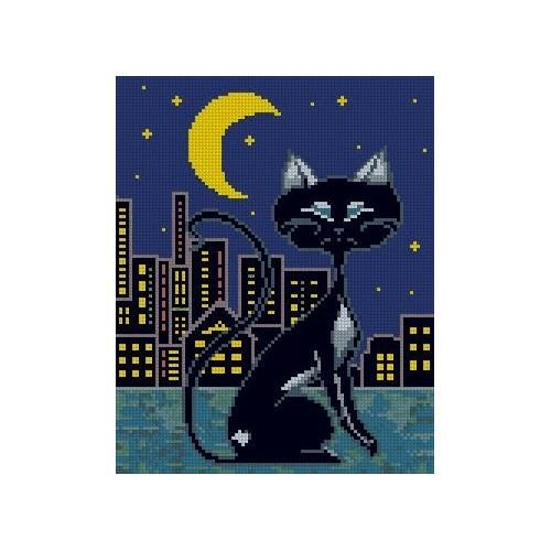 Cat - Tapestry canvas
