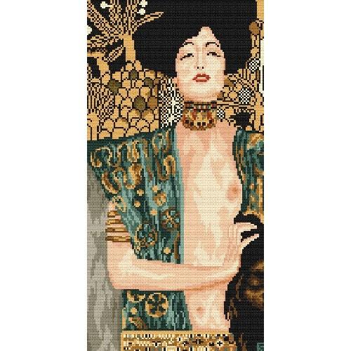 G. Klimt - Judith and the Head of Holofernes - Tapestry canvas
