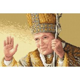 Holy Father - Tapestry canvas