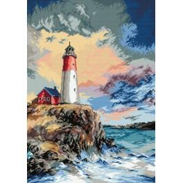 K 4493 - Tapestry canvas