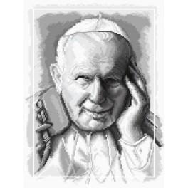 John Paul II - Tapestry canvas