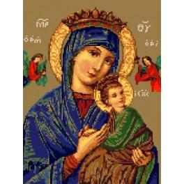 The Holy Virgin - Tapestry canvas