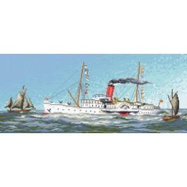Sentimental journey - Tapestry canvas