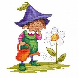 Online pattern - Spring gnome