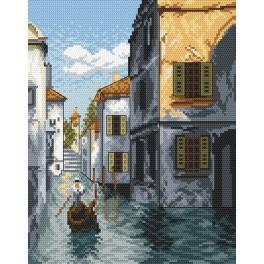 Online pattern - Venice canal