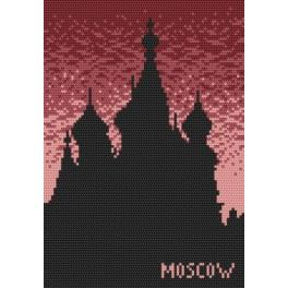 Online pattern - Moscow