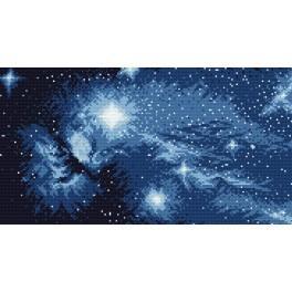 Online pattern - In space