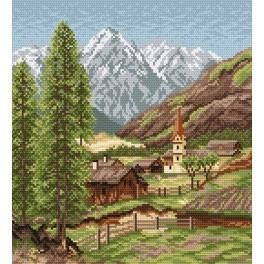Online pattern - Mountain Village