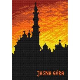 Online pattern - Jasna Góra Monastery