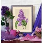 Online pattern - Sambucus's flower