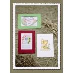 Online pattern - Greeting card - My dearest mother