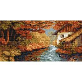 Online pattern - Autumn magic - B. Sikora