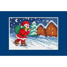 Online pattern - Christmas card