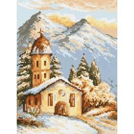 Online pattern - Alpen church