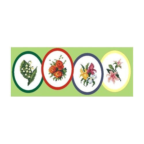 W 4650-02 Online pattern - Easter decoration
