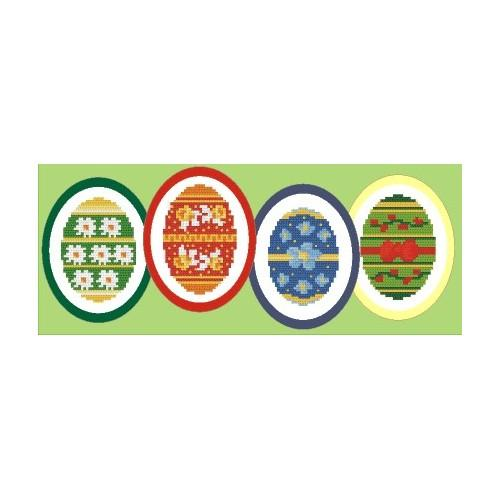 W 4650-03 Online pattern - Easter decoration