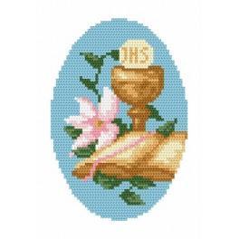 Online pattern - My holy communion